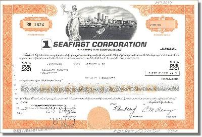 Seafirst Corporation