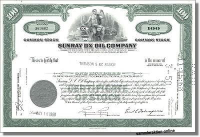 Sunray DX Oil Company