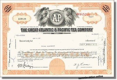 The Great Atlantic and Pacific Tea Company