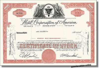 Hotel Corporation of America