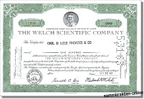 The Welch Scientific Company