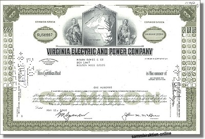 Virginia Electric and Power Company