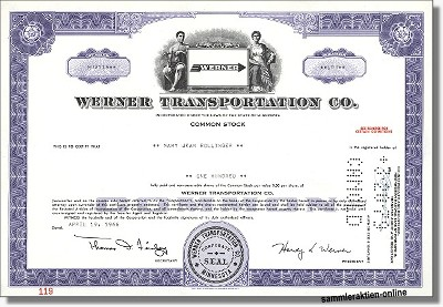 Werner Transportation Co.