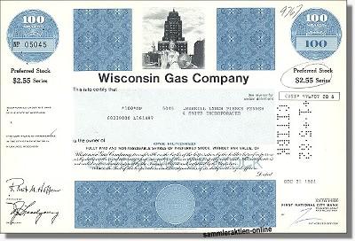 Wisconsin Gas Company