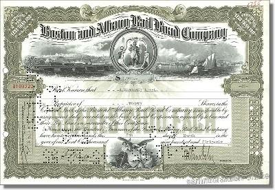 Boston and Albany Railroad Company