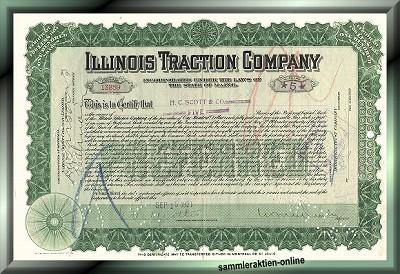Illinois Traction Company
