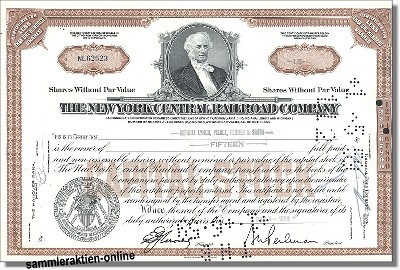 New York Central Railroad Company