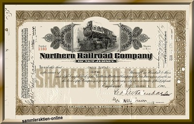 Northern Railroad Company of New Jersey