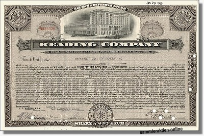 Reading Company