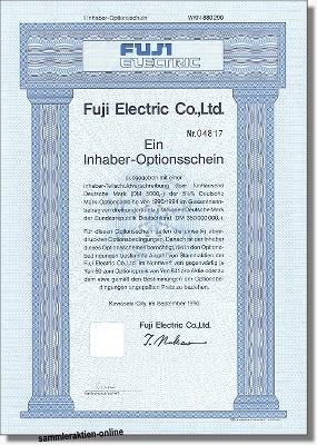 Fuji Electric Co., Ltd.