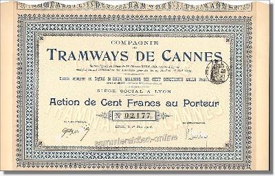 Tramways de Cannes
