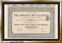 Tramways de Cannes