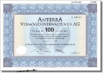 Anterra Vermögensverwaltungs-AG