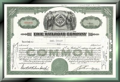 Erie Railroad Company