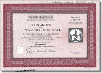 Nürnberger Beteiligungs-Aktiengesellschaft