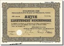 Stolberger Zink AG für Bergbau und Hüttenbetrieb