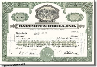 Calumet & Hecla Inc.