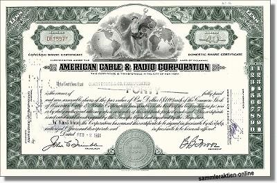 American Cable & Radio