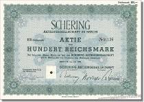 Schering Aktiengesellschaft zu Berlin