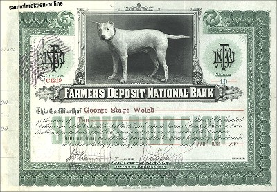 Farmers Deposit National Bank