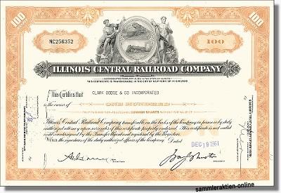 Illinois Central Railroad Company