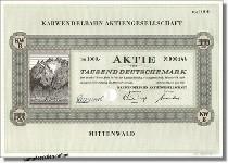 Karwendelbahn Aktiengesellschaft