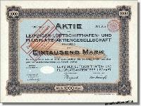 Leipziger Luftschiffhafen- und Flugplatz-AG