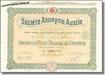 Austin - Societe Aonyme Austin