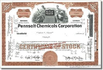 PennSalt Chemicals Corporation