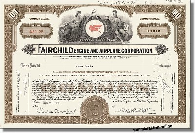 Fairchild Engine and Airplaine Corporation