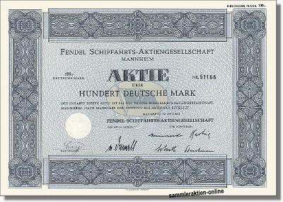 Fendel Schiffahrts-AG