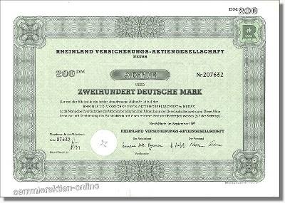 Rheinland Versicherungs-Aktiengesellschaft