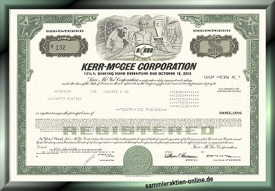 Kerr Mc Gee Corporation