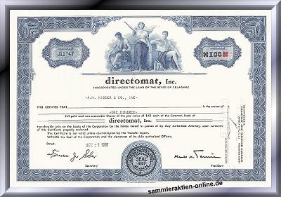 Directomat Inc. Subway Directions