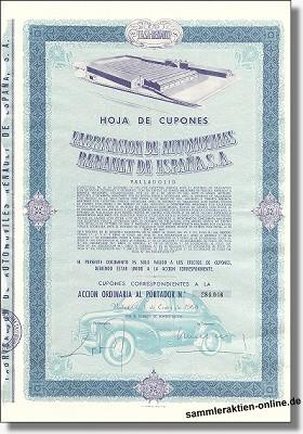 Renault - Fasa Renault de Espana