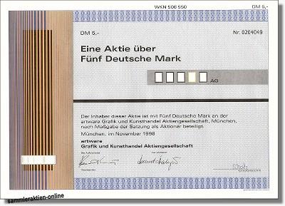 Artware Grafik und Kunsthandel AG