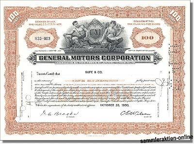 General Motors Corporation - GM