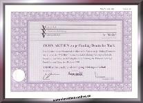 Valora (VVV) Vermögensbeteiligung Aktiengesellschaft