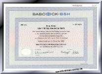 Babcock-BSH Aktiengesellschaft