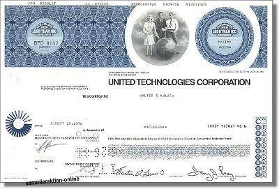 United Technologies Corporation