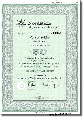 Nordstern Allgemeine Versicherungs-AG