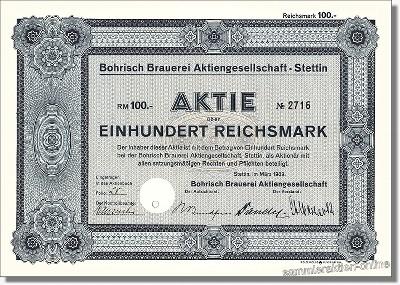 Bohrisch Brauerei AG