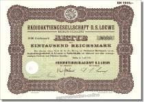 Radioaktiengesellschaft D.S. Loewe