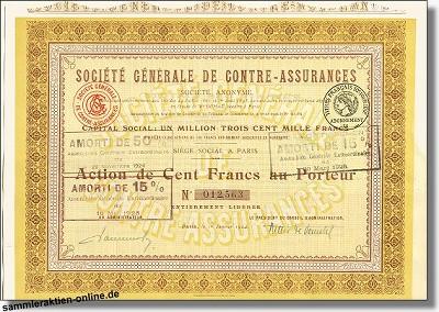 Societe Generale de Contre-Assurances