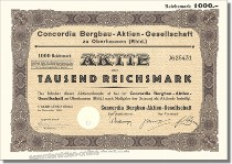 Concordia Bergbau-Aktien-Gesellschaft