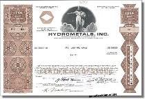 Hydrometals Inc.