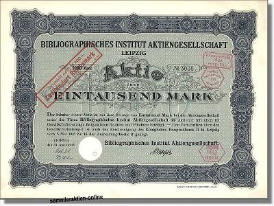 Bibliographisches Institut AG - Brockhaus