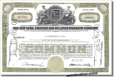 New York, Chicago & St. Louis Railroad Company