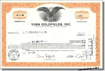 Yuba Goldfields Inc.
