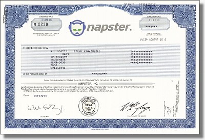 Napster Inc..